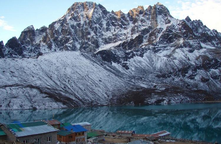 Фототур «Новый год вГималаях»