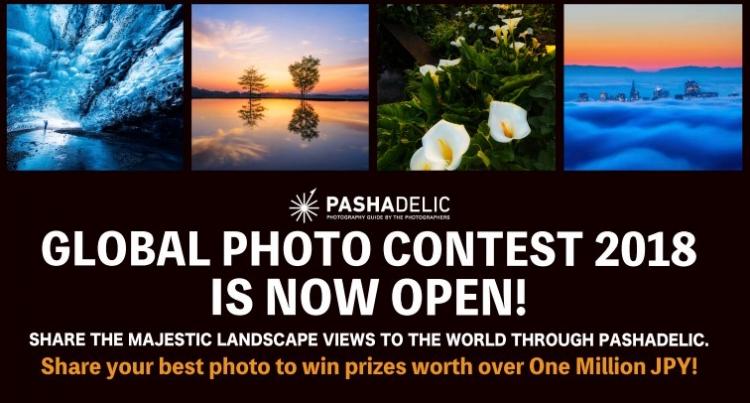 Конкурс фотографии PASHADELIC