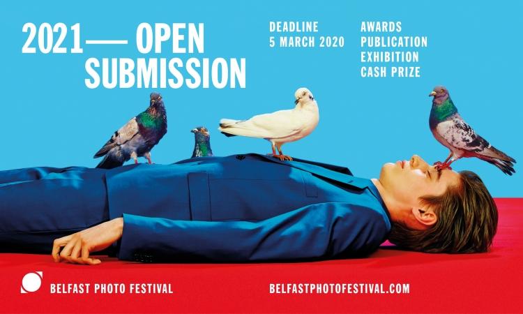 Конкурс на участие в Belfast Photo Festival 2021