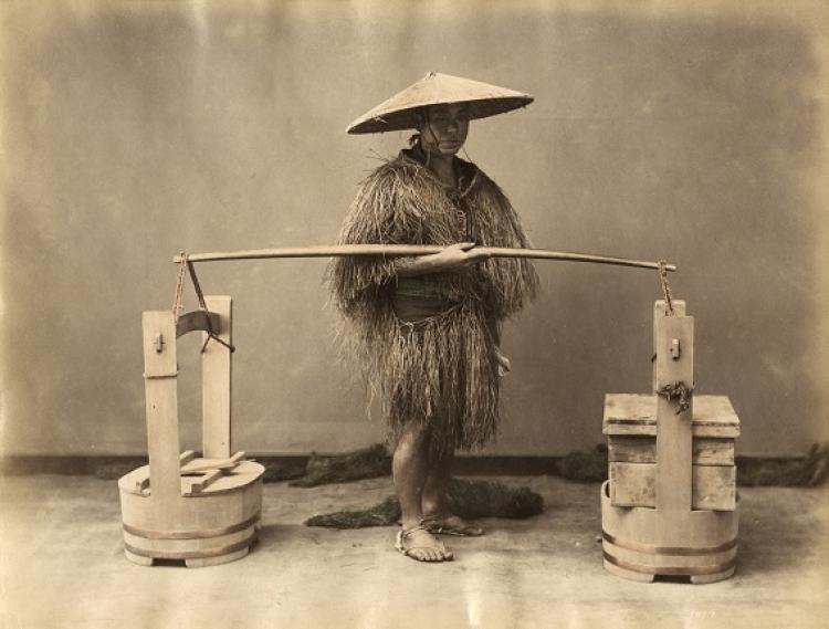 Выставка «Старинная японская фотография игравюра»