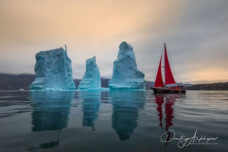 Фотоэкспедиция в Гренландию