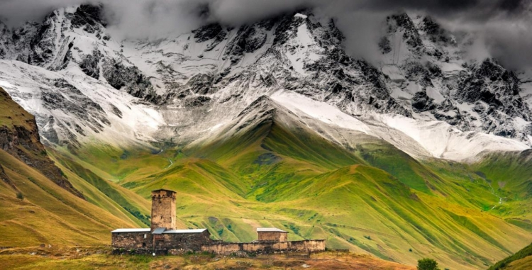 Фототур «Грузия: столицы и горы»