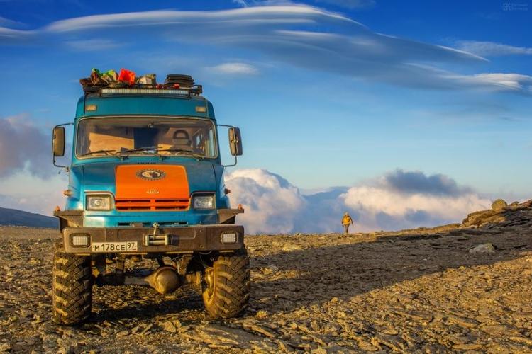 Фототур в Ловозерские тундры и по дороге «Тысяча ручьев»
