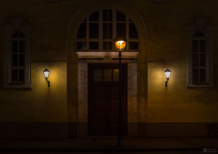 Фотопленэр «В поисках сюжета – по ночному городу»