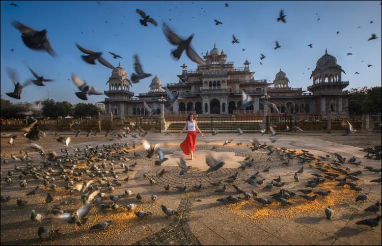 Фототур «Праздник Холи в Раджастане»