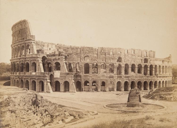 Виртуальная выставка «Италия вфотографии ивоспоминаниях русских путешественников XIXвека»