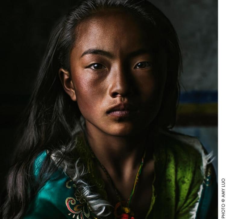 Фотоконкурс PDN Faces Portrait