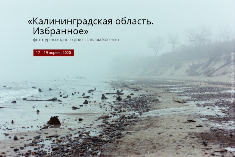 Фототур выходного дня «Калининградская область. Избранное»