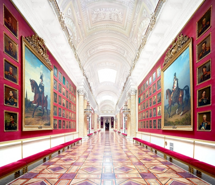 Выставка «Фотографии Кандиды Хёфер»