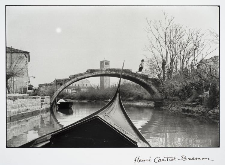 Выставка Анри Картье-Брессона «Решающий момент»