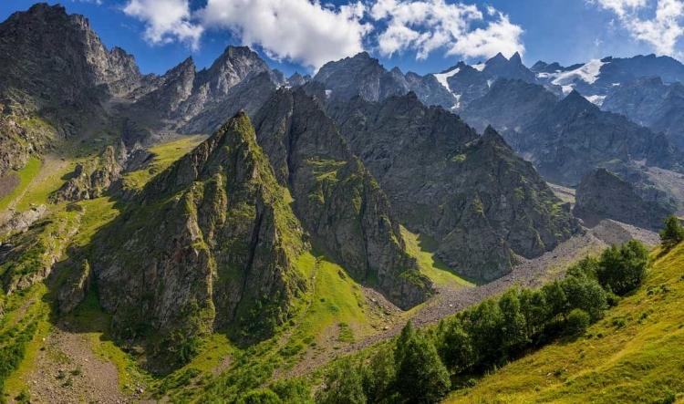 Фототур «Сокровища Северного Кавказа»