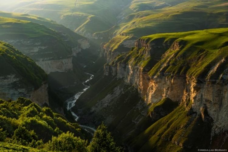 Фотопутешествие «Северный Кавказ: осенние краски Чеченской Республики»