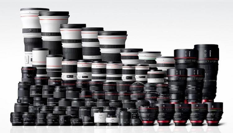 Онлайн мастер-класс «Объективы Canon»