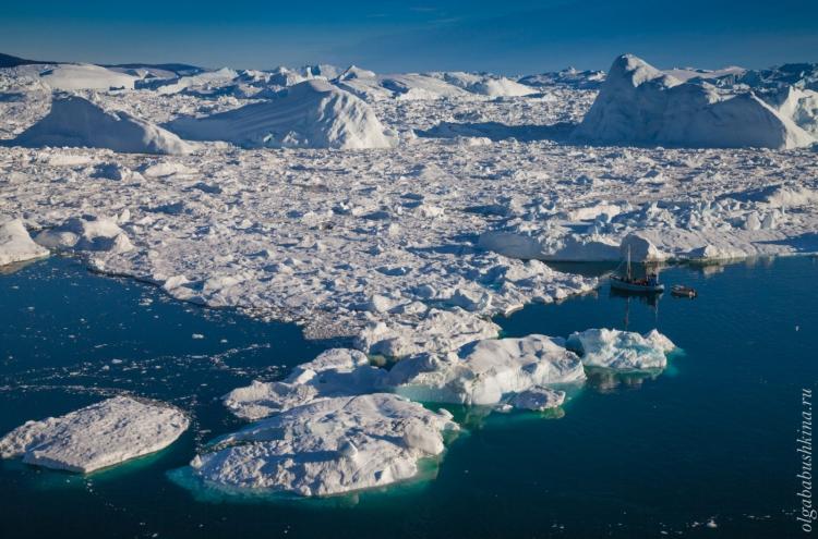 Фототур в Гренландию «Киты и Айсберги»
