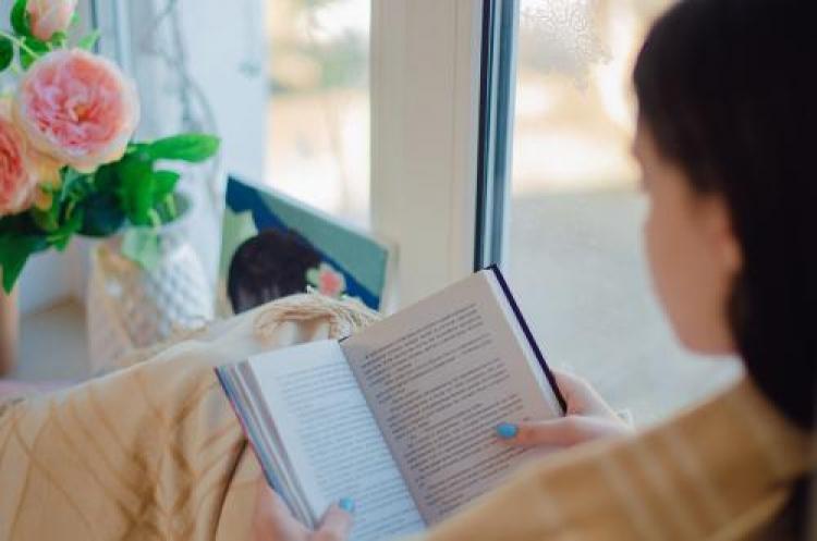 Фотоконкурс «Человек с книгой»