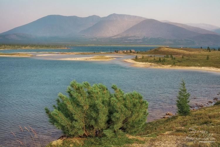 Фототур «На Колыму за пейзажами и не только. Озеро Момонтай»