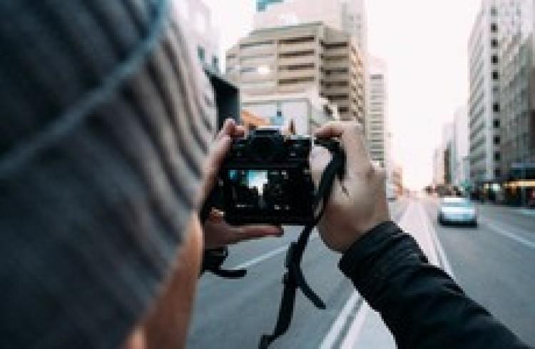 Мастер-класс «О фотокомпозиции»