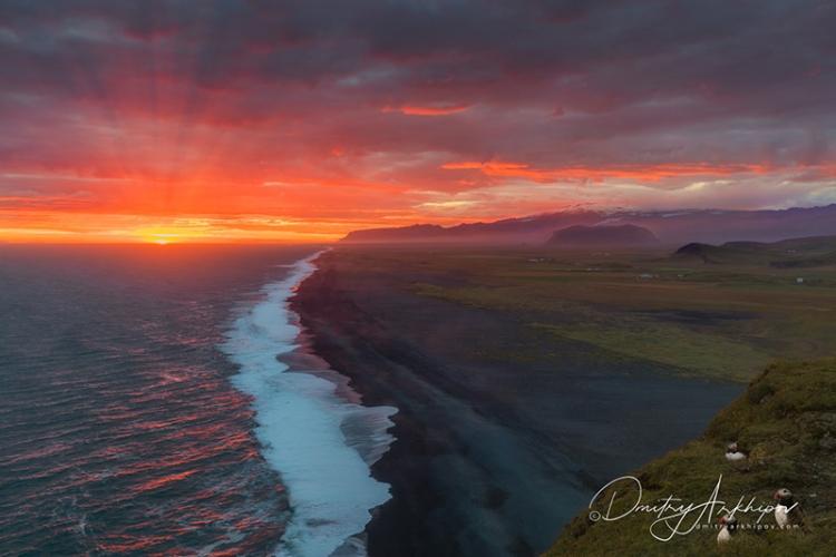 Осенняя исландская кругосветка