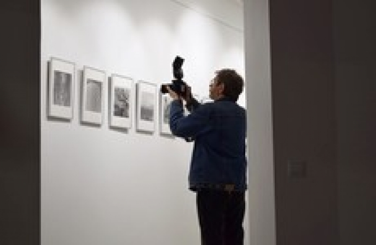 Выставка глухих фотографов