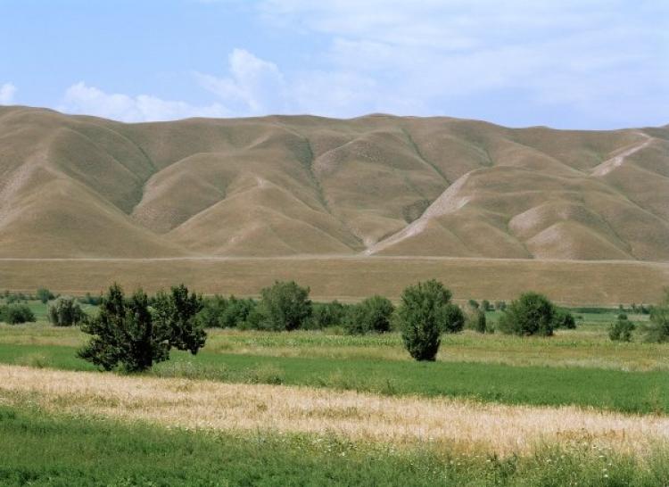 Фотовыставка «Между небом иозером Иссык-Куль: 100 взглядов наКыргызстан»