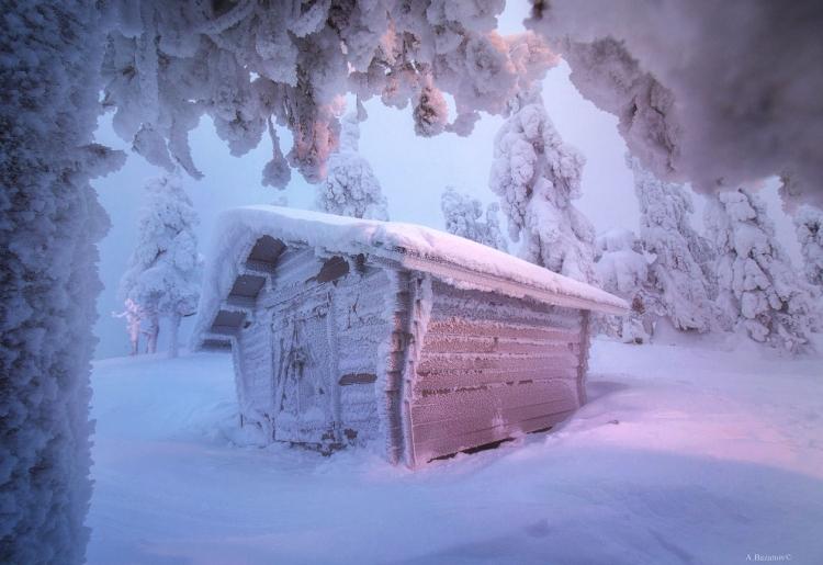 Фотопутешествие в Лапландию