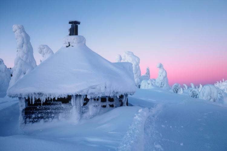 Фототур «Финляндия нановогодние каникулы. Лапландия»