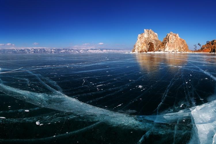 Фототур «Ледяной свет Байкала»