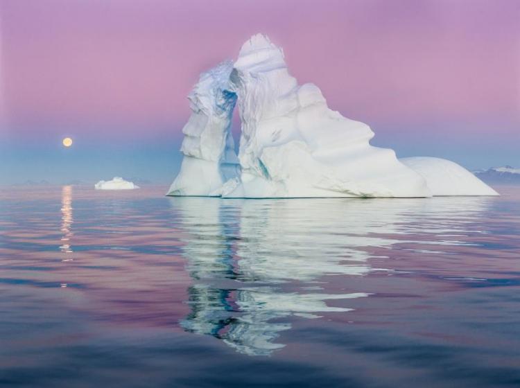 Фототур вГренландию «Лед исвет»