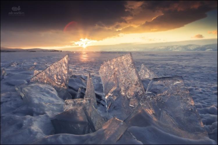 Фототур «Ледяное царство зимнего Байкала»