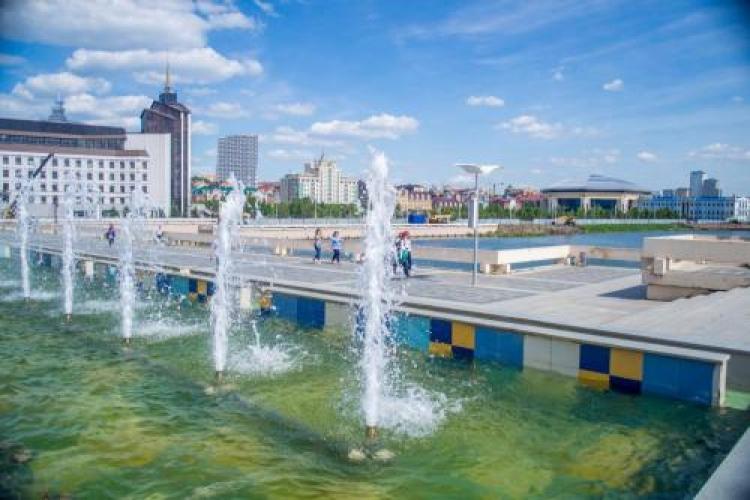 Фотоконкурс «Мой город летом»