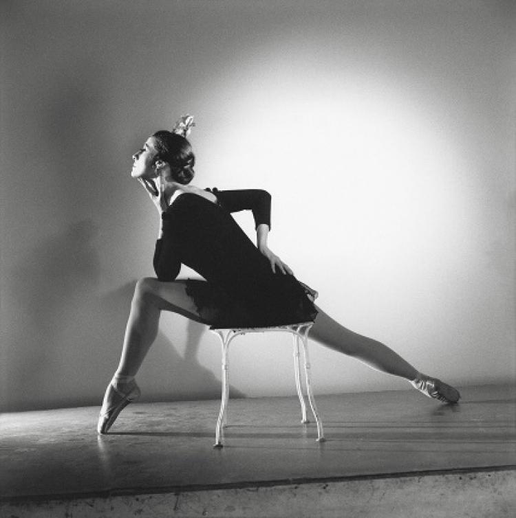 Выставка «Звёзды мирового балета в объективе легендарного Сержа Лидо. 1930—1980-е годы»