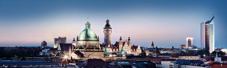 Пленэр для художников и фотографов в Лейпциге