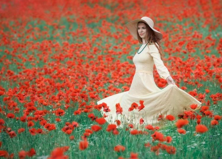 Фототур «Цветение маковых полей»
