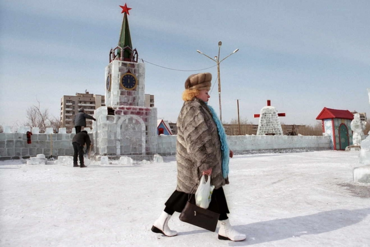 Мастер-класс Сергея Максимишина