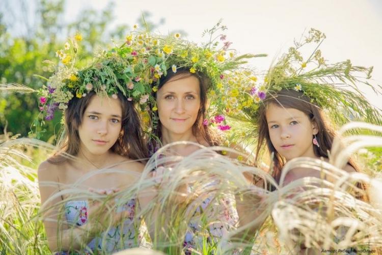 Фотоконкурс «Материнство»