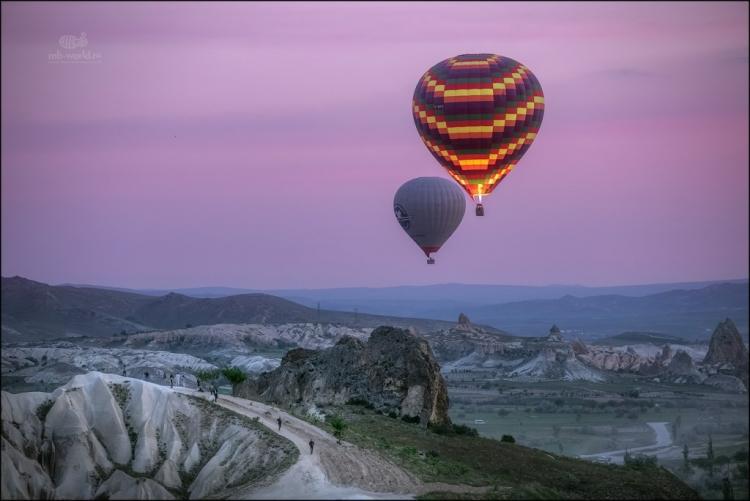 Фототур «Майские праздники вКаппадокии»