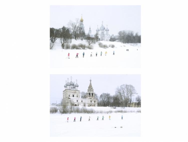 Выставка Александра Гронского «Время и место»
