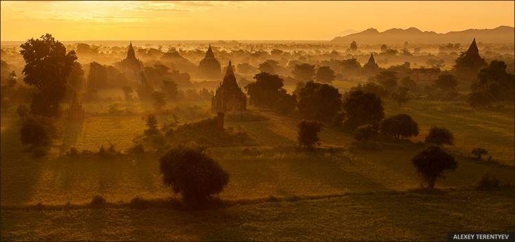 Фототур «Золотая Мьянма 2019. Лучшее»