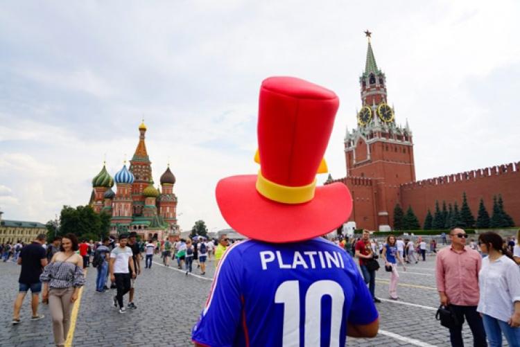 Мастер-класс Ильи Двояковского в Москве