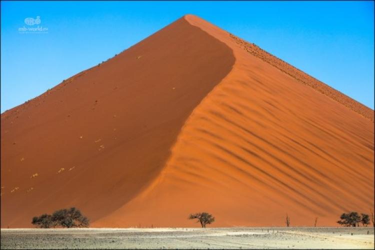 Фотопутешествие в Намибию