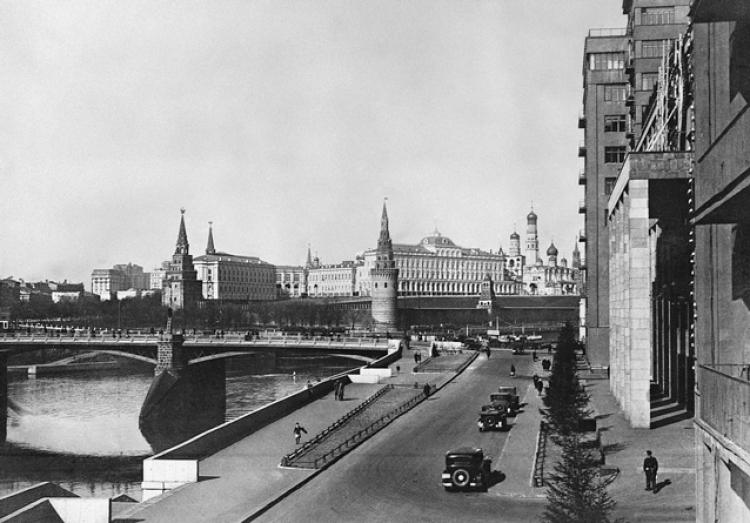 Фотовыставка «Москва Наума Грановского 1920— 1980»