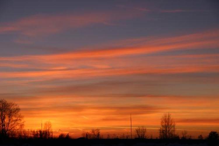 Фотоконкурс «Прекрасное небо»