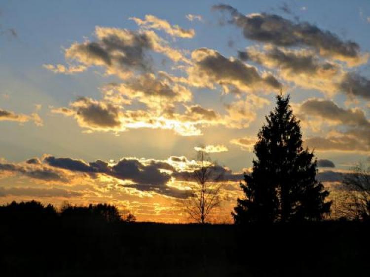 Фотоконкурс «Удивительное небо»