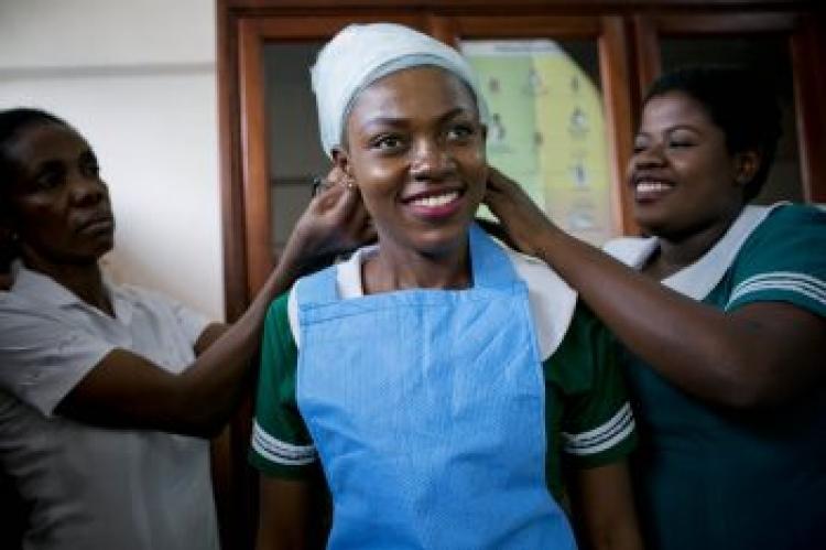 Фотоконкурс #NursingInFocus