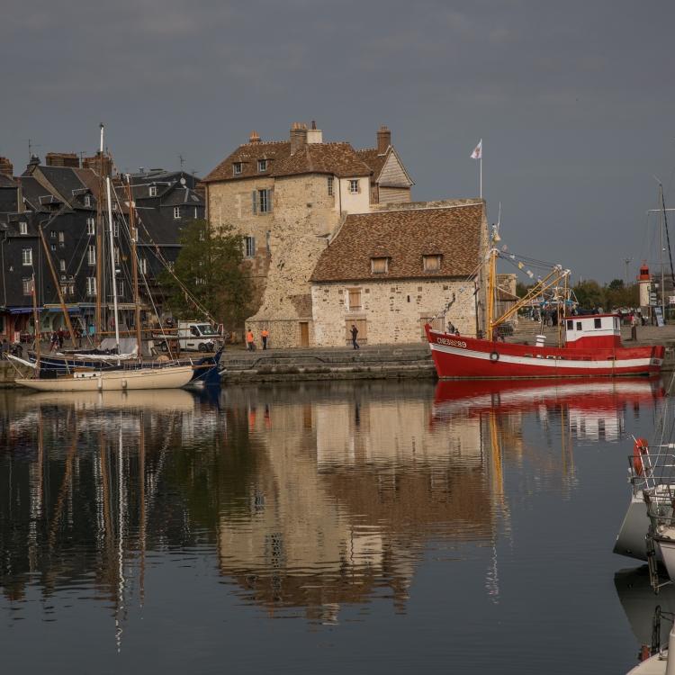 Гастрономический фототур в Нормандию