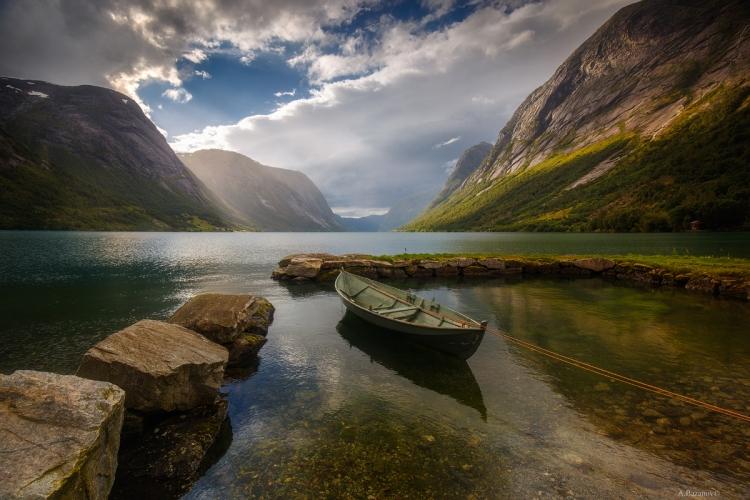 Фотопутешествие в центральную Норвегию