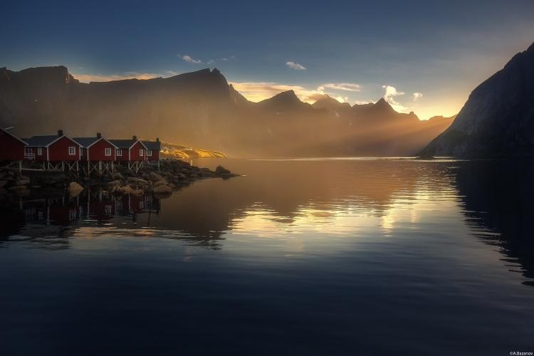 Фотопутешествие в Норвегию