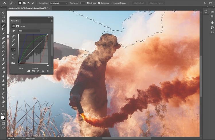 Онлайн-лекция «Обработка фотографий»