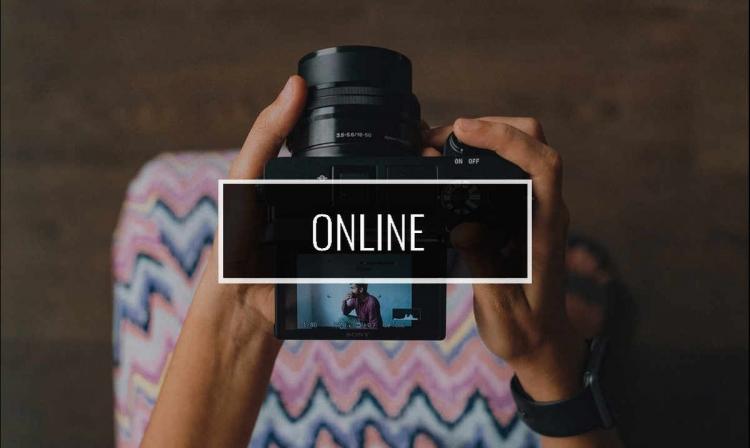 Открытый урок по основам фотографии ONLINE