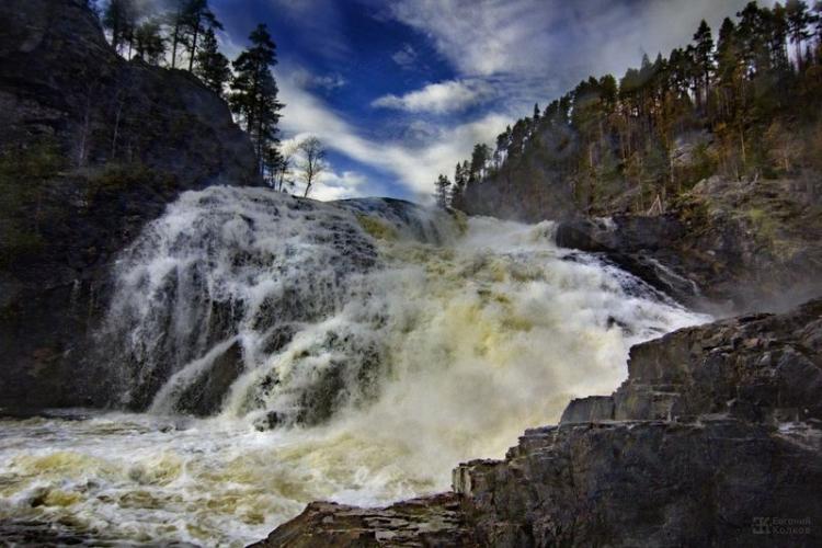 Фотоэкспедиция «К заповедному водопаду Большой Янискенгас»